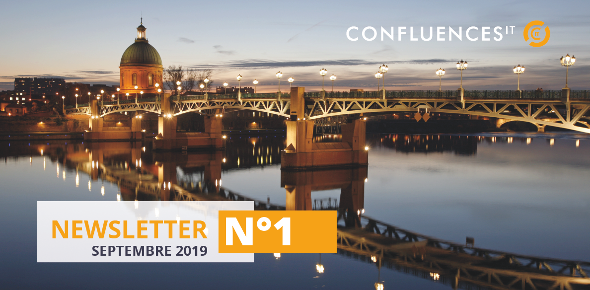 Confluences IT - Newsletter Septembre 2019