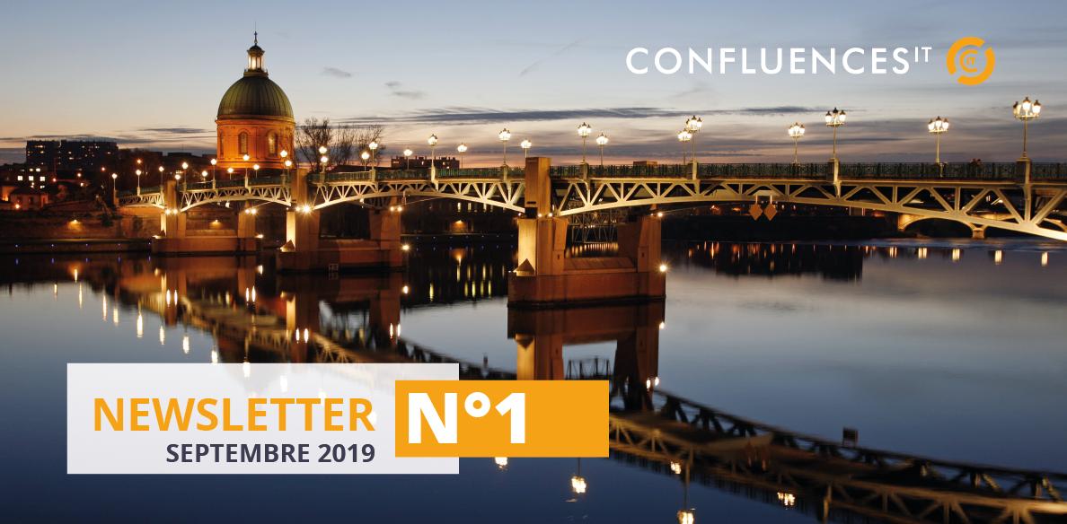 Confluences IT - Newsletter Septembre 2019