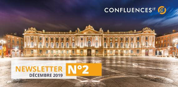 Confluences IT - Newsletter Décembre 2019